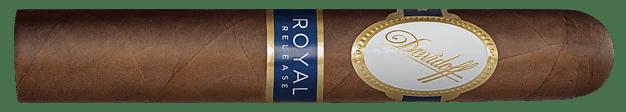 sigaar davidoff royal release