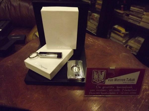 Sigarenknipper Sigarenboor Hans van Werven Tabak Apeldoorn