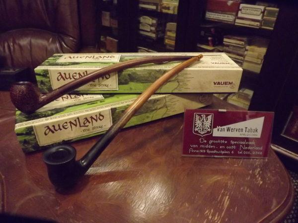 Auenland Shire Pijp Hans van Werven Tabak Apeldoorn