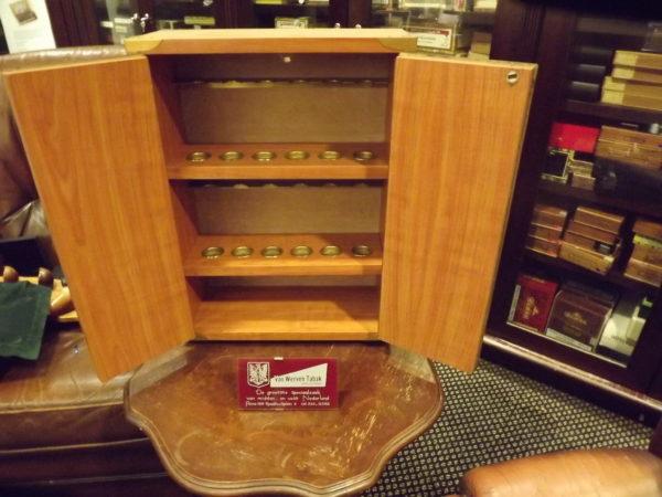 Pijpencabinet Hans van Werven Tabak