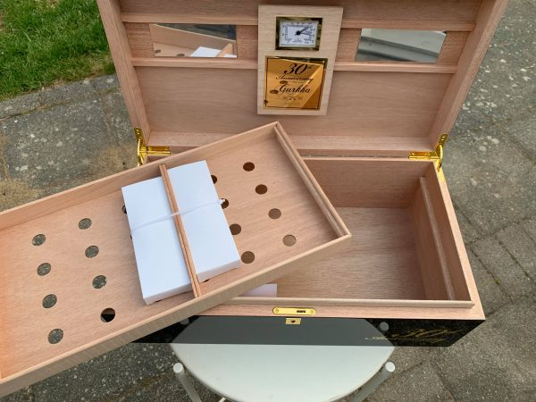 gurkha  anniversary humidor small  scaled